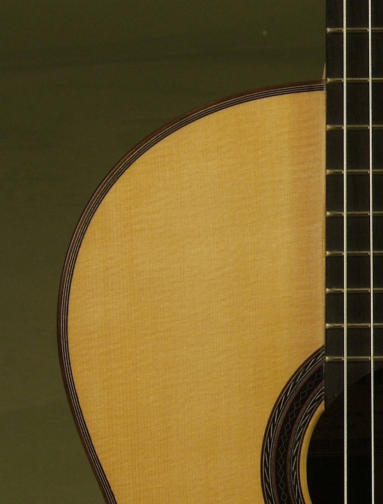 Hill Guitar Co. Guitar: Used French Polish La Curva