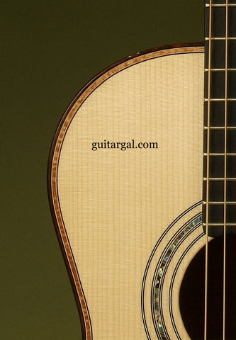 Hoffman Guitars at Guitar Gallery