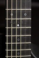 McPherson Sable Honeycomb Guitar fretboard