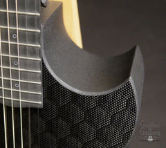 McPherson Sable carbon fiber Honeycomb Guitar