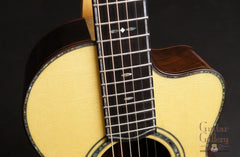 Ryan Abbey Parlor Guitar