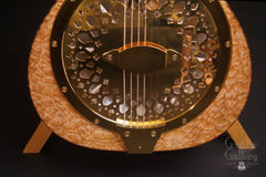 Turner Marrakech resonator guitar cone