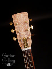 Turner Marrakech resonator guitar headstock
