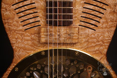 Turner Marrakech resonator guitar pickup