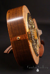 Turner Marrakech resonator guitar end