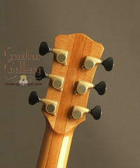 Laurie Williams guitar headstock back