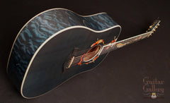 Taylor GSLE Living Jewels Koi Guitar