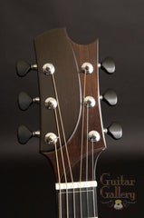 Kostal guitar headstock