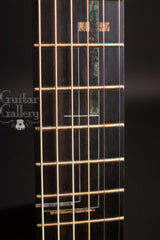 Kraut fan fret guitar custom fretboard inlay