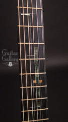 Kraut fan fret guitar fretboard