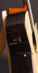 used Kraut custom guitar side port