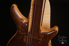 William Jeffrey Jones Kronos Fretless guitar at Guitar Gallery