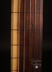 William Jeffrey Jones Kronos Fretless guitar fingerboard