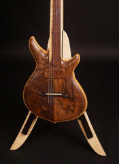 William Jeffrey Jones Kronos Fretless guitar