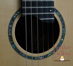 Kirk Sand Nylon String Guitar: Jazz