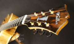 Kim Walker archtop headstock