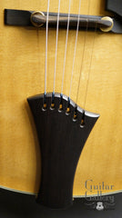 Kim Walker archtop tail piece