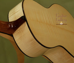 Rasmussen Guitar: Old European Maple 0-12