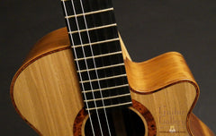 Laurie Williams classical guitar cutaway