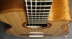 L R Williams classical guitar down front