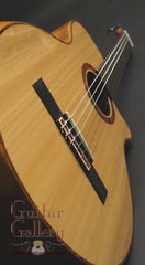 L R Williams classical guitar for sale