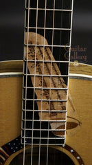 Taylor Liberty Tree Guitar laser scroll inlay