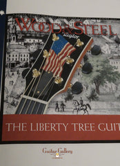Taylor Liberty Tree Guitar swag