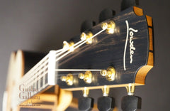Lowden F50 guitar headstock