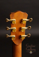 Laurie Williams Kiwi Guitar headstock back