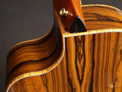 McPherson Guitar with Redwood top