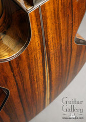 Maingard Brazilian rosewood GC guitar