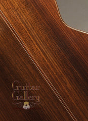 MANZER Guitar: Used Indian Rosewood Steel String