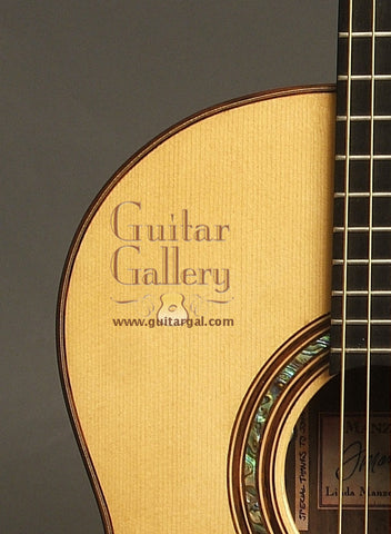 Manzer Guitars at Guitar Gallery
