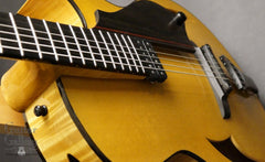 Marchione Acoustic Electric Archtop Guitar