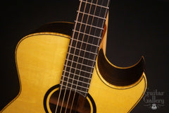 Marchione OM guitar at Guitar Gallery