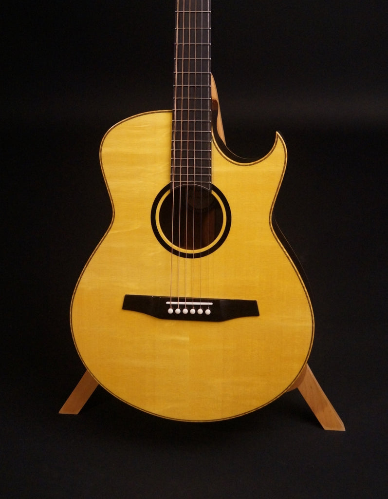 Marchione OMc Brazilian rosewood guitar