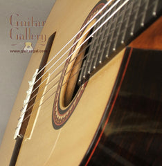 Marchione classical guitar at Guitar Gallery