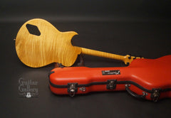 Marchione semi-hollow deluxe archtop with case