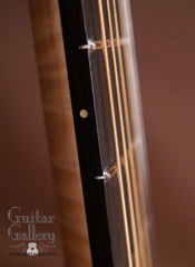 Marchione OMc guitar side dots