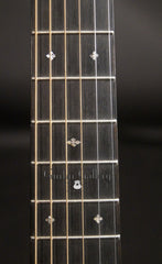 McAlister guitar fretboard inlay