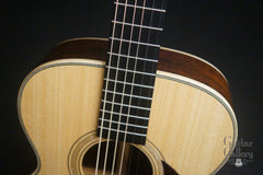 McKnight Highlander Vintage Brazilian rosewood guitar at Guitar Gallery