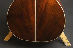 McKnight Highlander Vintage Brazilian rosewood guitar low back