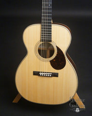 McKnight Highlander guitar Adirondack spruce top