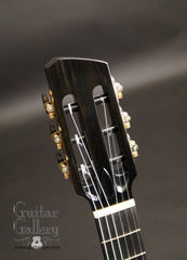 Greenfield C2 Nylon Jazz Guitar headstock