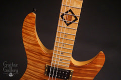 Brian Moore custom electric guitar at Guitar Gallery