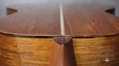 Martin CS-00s-14 Guitar down back