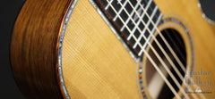 Martin CS-00s-14 Guitar detail