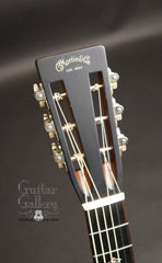 Martin CS-00s-14 Guitar  headstock
