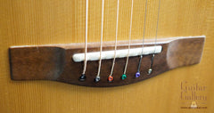Rodrigo Moreira Guitar bridge