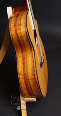 Morgan koa guitar